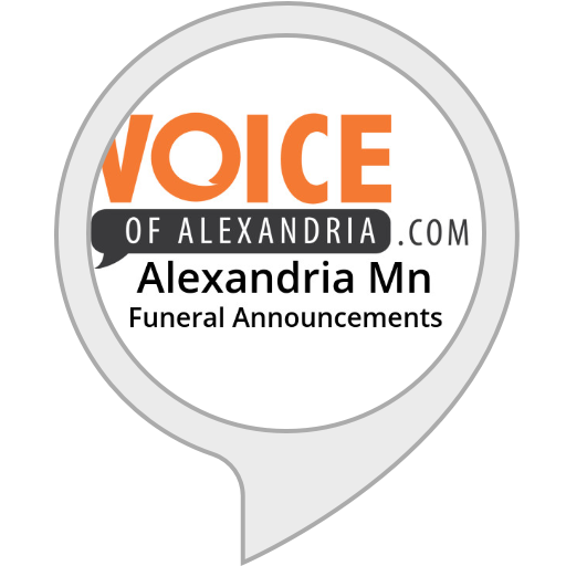 Voice of Alexandria Funeral - Announcement Voice