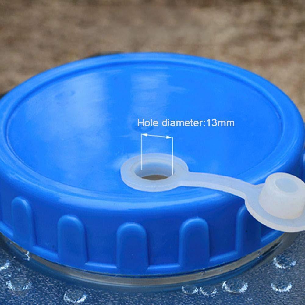 Auto-Recorrido Basisago Dispensador de Agua Bid/ón de Agua con Capacidad de 22 litros con Grifo Port/átil para Acampar Pesca y Otras Ocasiones Picnic