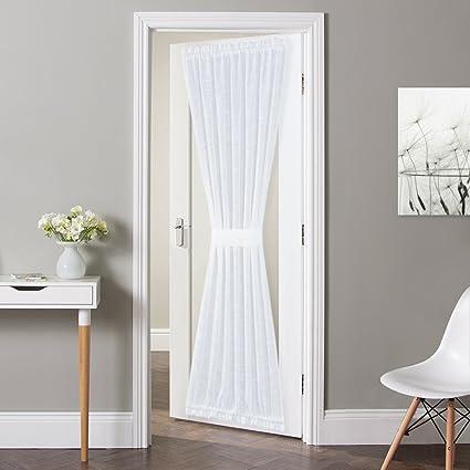 NICETOWN Lined Look Door Panel