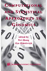 Computational and Statistical Approaches to Genomics Hardcover
