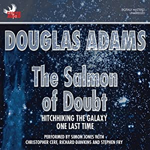 The Salmon of Doubt Audiobook