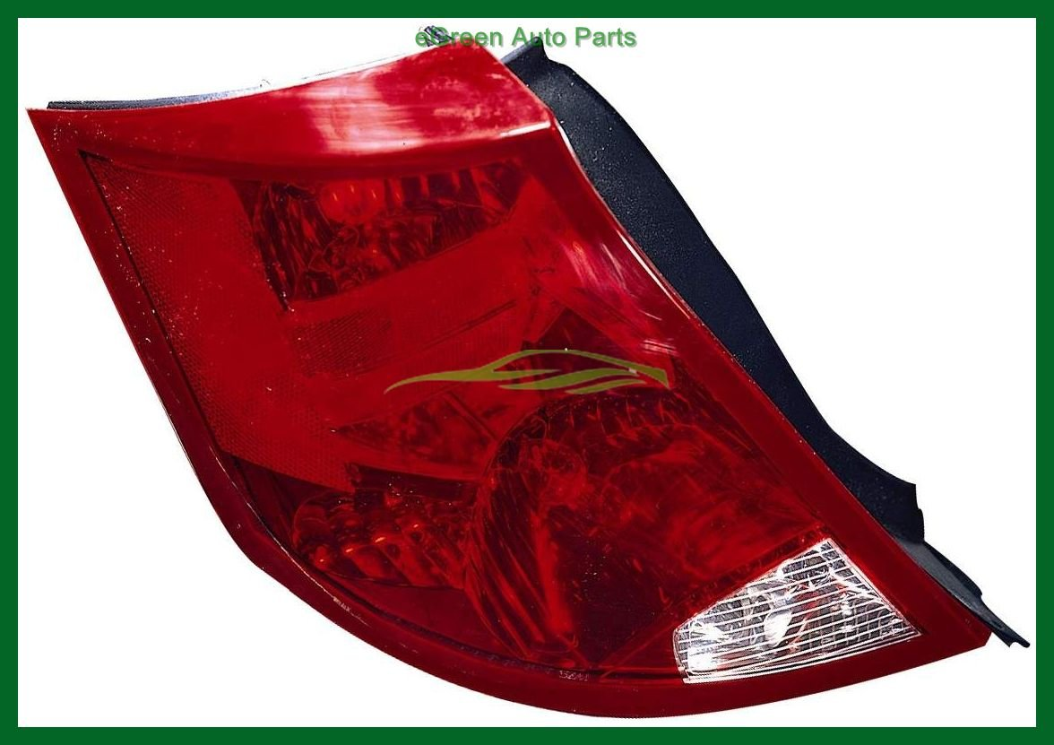 Amazon.com: SATURN ION SEDAN TAIL LIGHT LEFT (DRIVER SIDE) 2003-2007:  Automotive