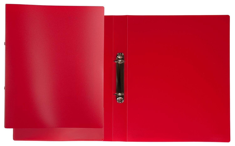 Idena 224334/ 2/Anelli bianco /Quaderno ad anelli DIN A4