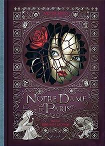 Notre-Dame de Paris, tome 1 (BD) par Benjamin Lacombe