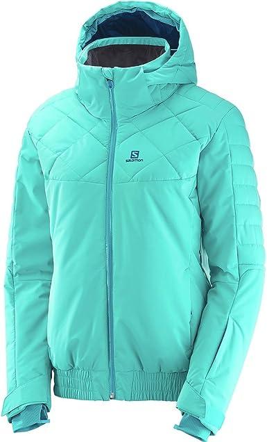 SALOMON Damen Snowboard Jacke Sun Rise Jacket: