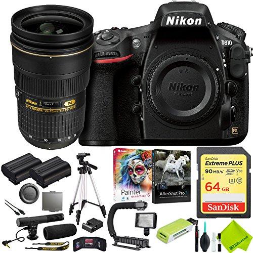 Nikon D810 (Kit) Black