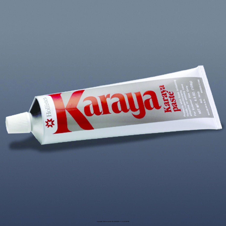 Karaya Paste 4-Half Oz, Quantity : 1 Each