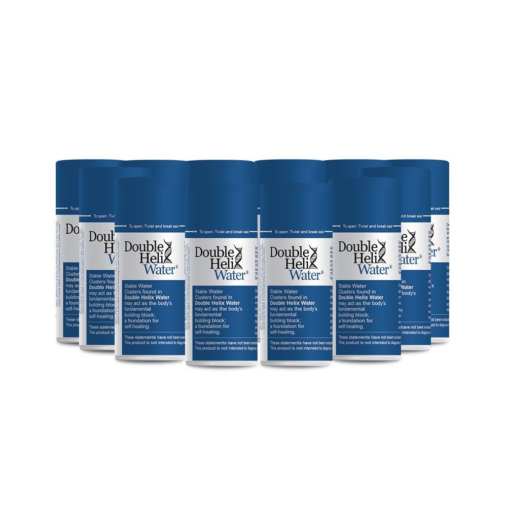 Double Helix Water® Pack of Twelve (12) Bottles