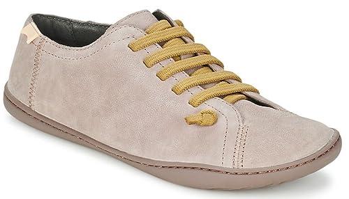 Cami 20848 Peu Sneaker Camper Pelle Lo ScarpeAmazon Grigio Donna KlcF1J