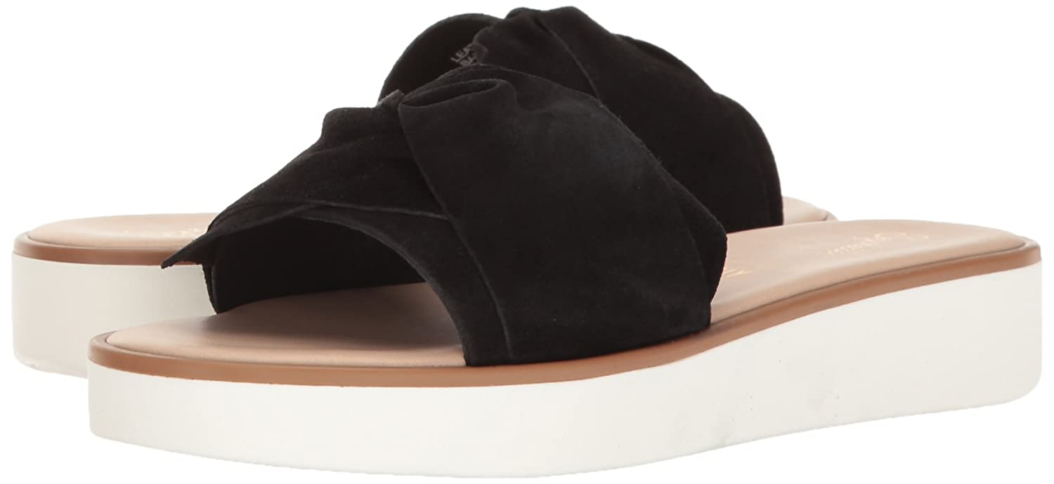 089554e690a3 Seychelles Women s Coast Platform Slide Sandal  Buy Online at Low Prices in  India - Amazon.in