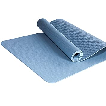 Amazon.com: MXDCYYJD Yoga Mat, TPE Household Floor Mat ...