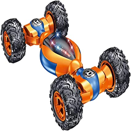 Stunt RC Car Gesture Control Twisting Vehicle Drift Driving Toy Xmas Gift