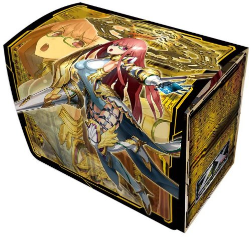 "Character Deck Case Collection Super Z / X -Zillions of enemy X - ""chordal feather Misaki (IGOB)"""