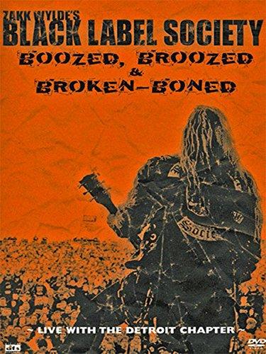 Zakk Wylde Solos - Black Label Society - Boozed Bruised & Broken-Boned