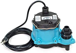 Little Giant 506274 6 Series Submersible Sump Pump