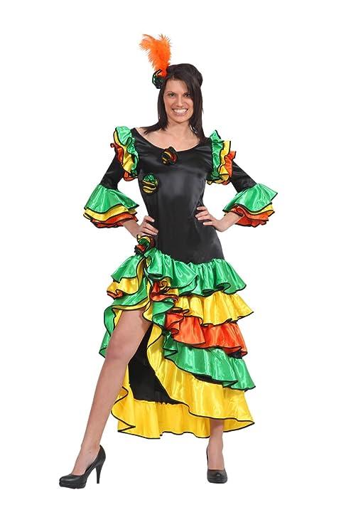 f313de65c61a Pegasus Vestito Costume Maschera di Carnevale - Adulti Brasiliana - Taglia  48 Colore Come da Foto