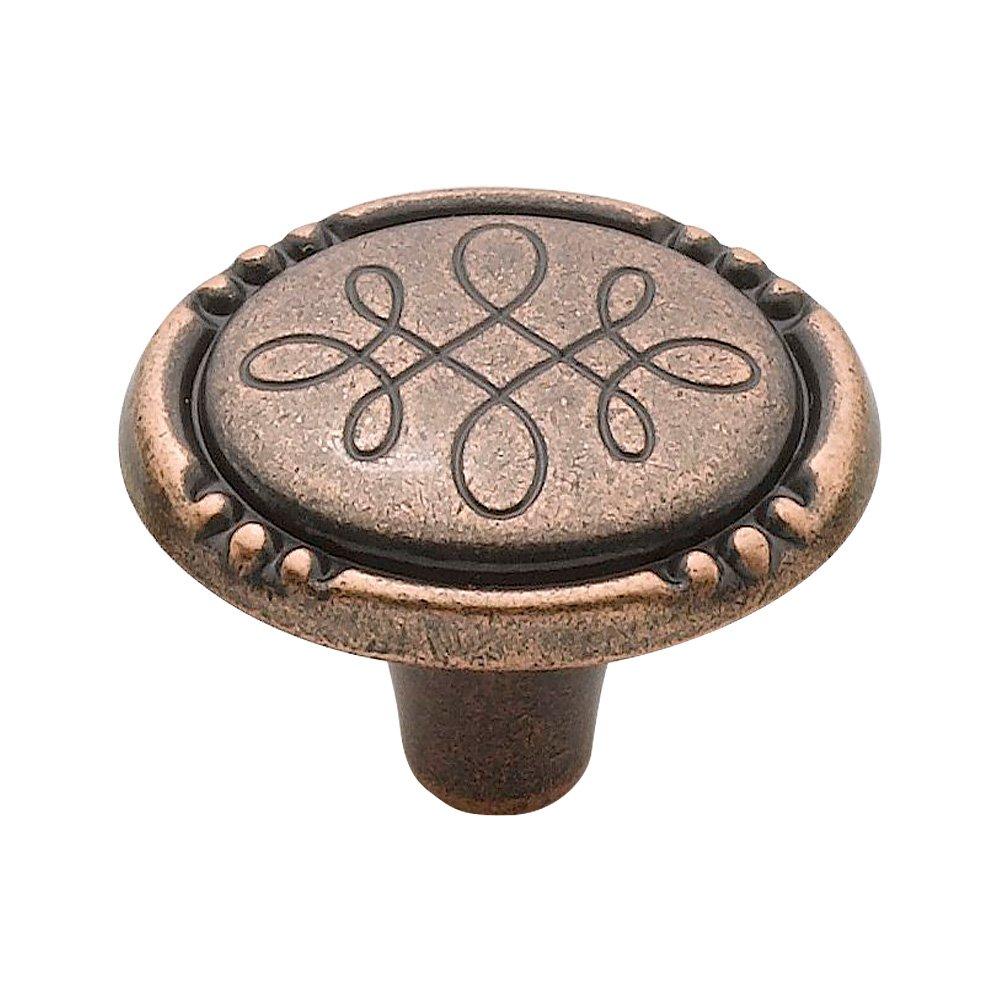 1.375-Inch Knobware C3556 Silverware Knob Venetian Bronze