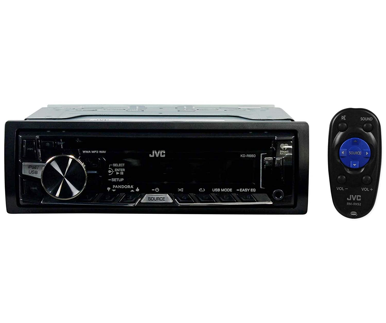 JVC KD-R660 Receiver Download Driver