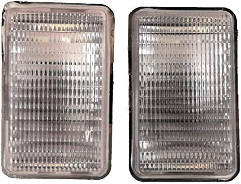 2PCS 6661353 Rear Backup Light for Bobcat Skid Steer Loader T180 T250 T650 T750 T770 T870.