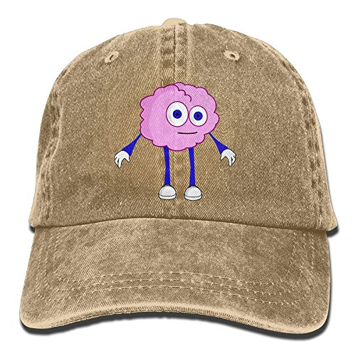 Hainingshihongyu Cartoon Brain Baseball Caps Adult Sport Cowboy Trucker Hats Adjustable - Mall In Stores The Portland