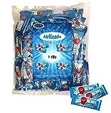 AirHeads Mini 2 Lbs Blue Raspberry Taffy Individually Wrapped