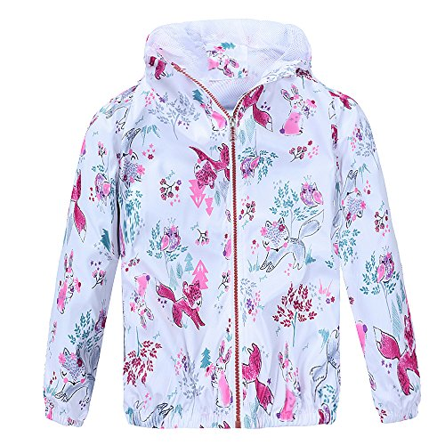 light rain jacket girls - 6