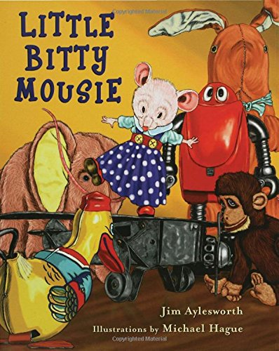 Image result for Itty bitty mousie book