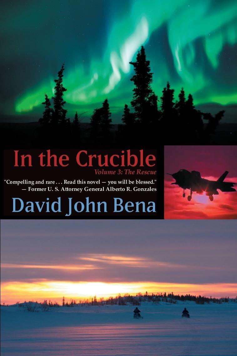 In the Crucible (Volume 3): The Rescue pdf epub
