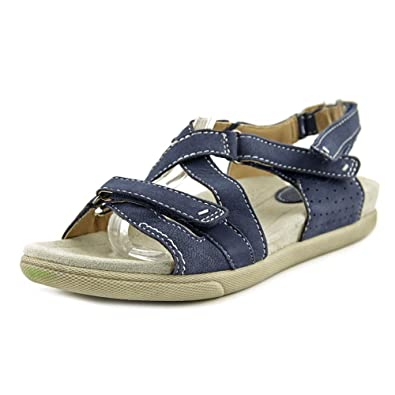 Earth Origins Henrietta Womens Navy Sandal, Size - 6