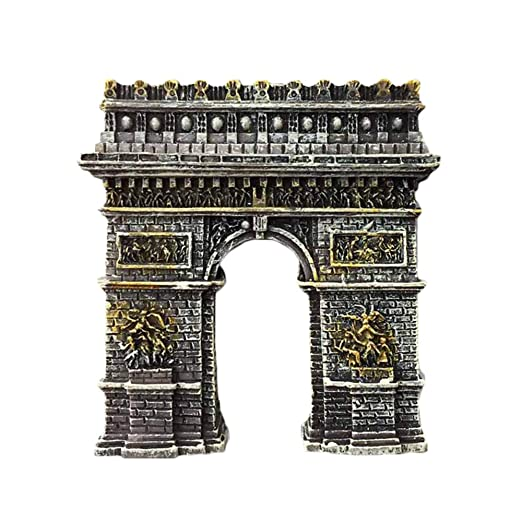 3D ARC de Triomphe París Francia Refrigerador Imán de Nevera ...
