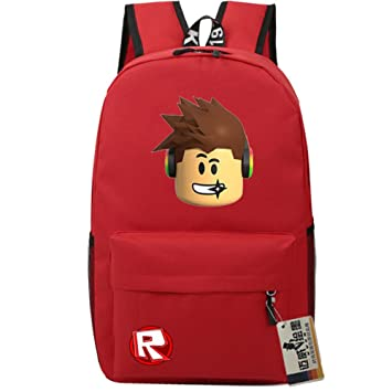 Roblox Backpack School Bag Students Bookbag Handbags Travelbag Game Kids Boys