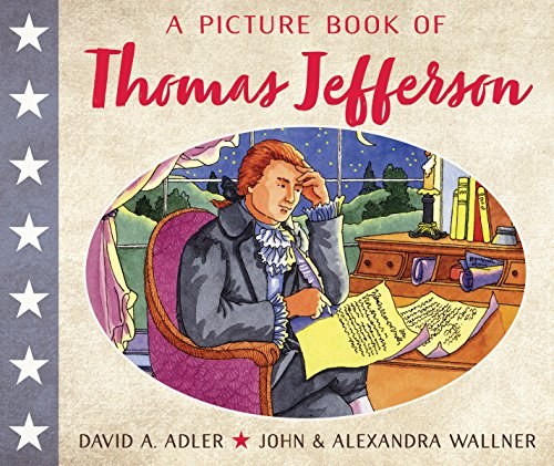 A Picture Book of Thomas Jefferson (Picture Book Biography) ()