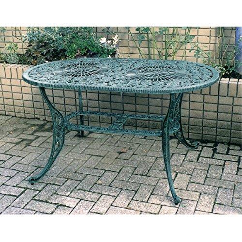 ジャービス商事 センターテーブル 『ガーデンテーブル』 青銅色 B06XPZWH3K