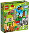 LEGO - Duplo Around The World 10804, Giungla