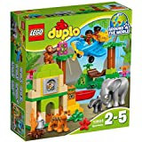 LEGO 10804 Duplo Town Jungle - Multi-Coloured