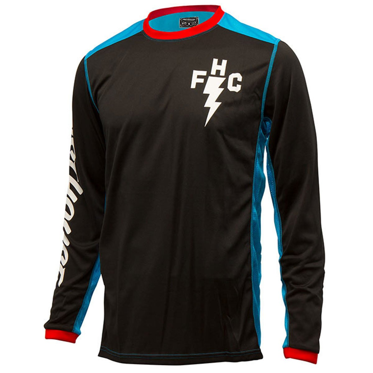 Fasthouse FH Crew L1 Men's Motocross Motorcycle Jersey Electric Blue