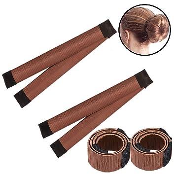 Lomire Original Dutt Maker Hilfe Bun Haarschmuck Hair