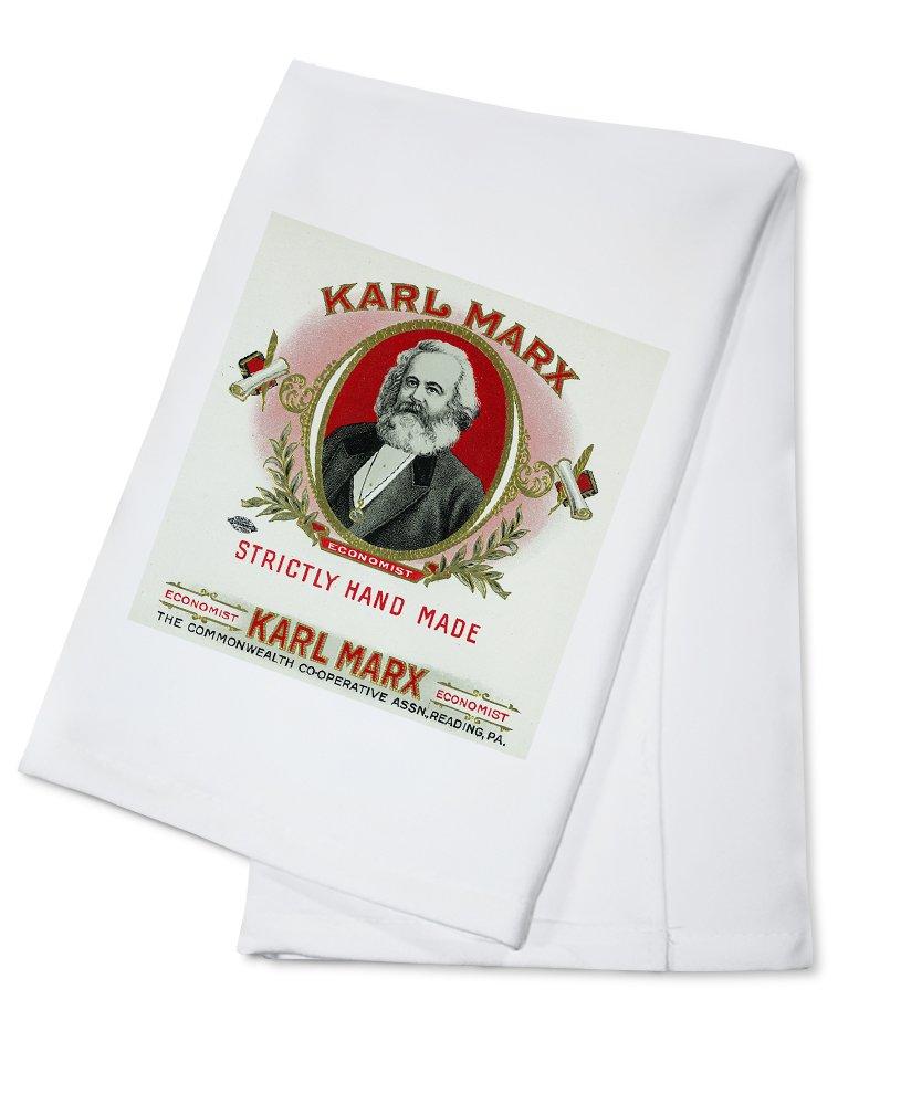 特価 カールマルクスブランドシガーボックスラベル – カールマルクス Cotton カールマルクス Towel – LANT-27276-TL B0184B958Y Towel Cotton Towel, Darts shop TiTO (ダーツティト):ecbd9728 --- arianechie.dominiotemporario.com