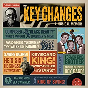 Key Changes: A Musical Memoir Audiobook