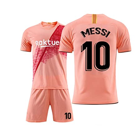 QWE Camiseta Jersey Futbol Barcelona Adulto Traje De Niños ...