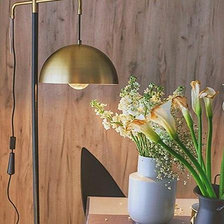 SXFYHXY Lámpara de pie LED Moderno Minimalista Creativo sofá ...