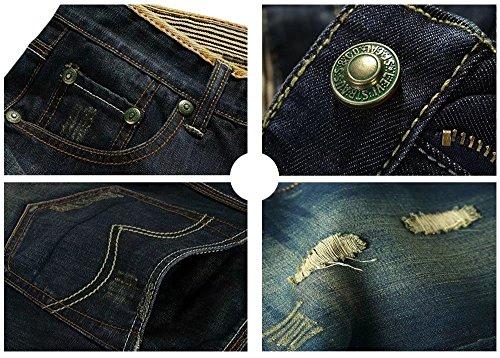 LATUD Men's Casual Denim Shorts US 38 /Tag 40