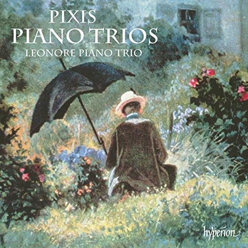 Price comparison product image Pixis: Piano Trios