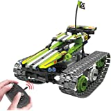 BIRANCO. RC Tracked Racer Building Blocks Set Kit, Educational STEM Construction Learning Remote Control Car Toys for 8, 9 and 16 Year Old Boys | Great Birthday Gift Idea for Kids