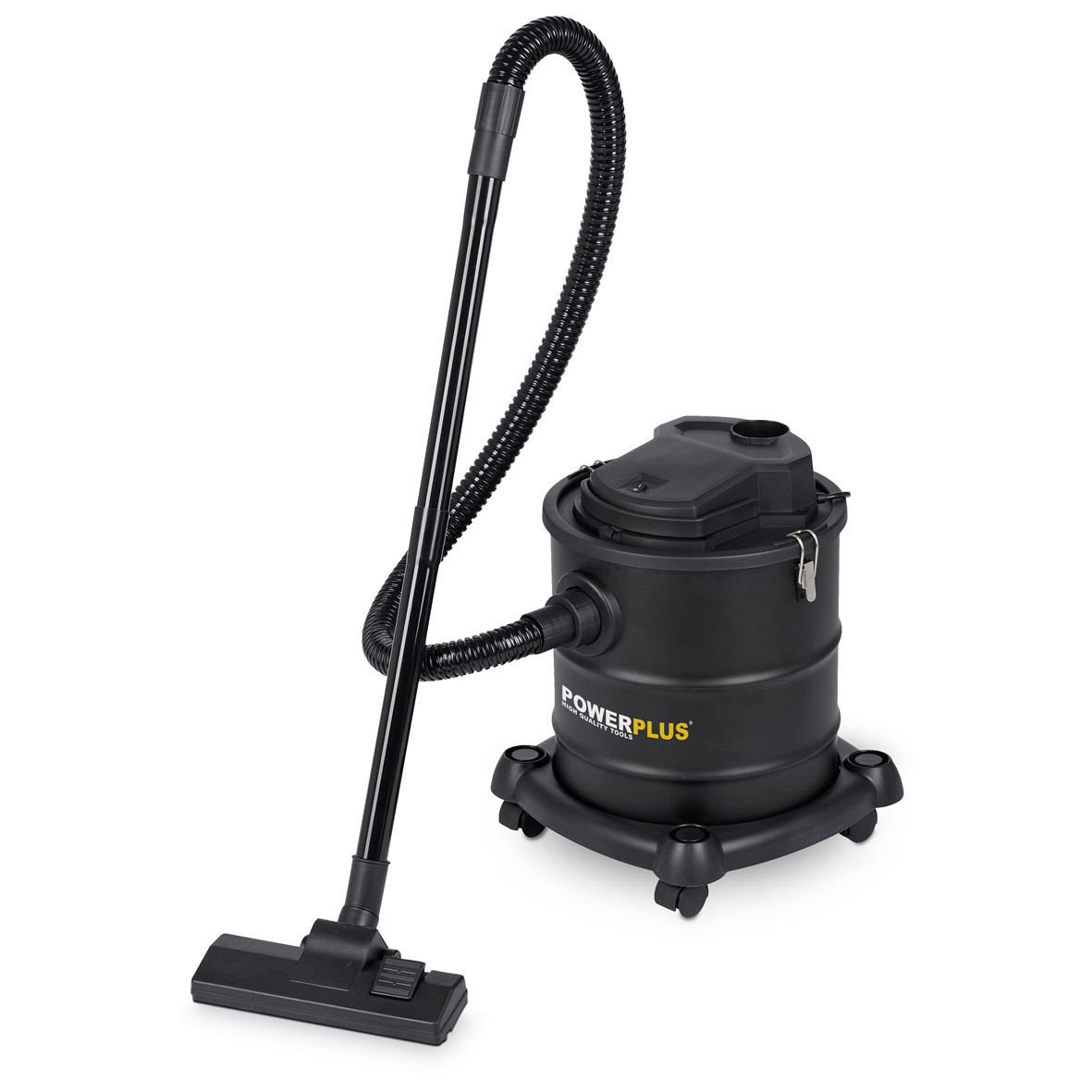 powerplus 1200 watt 20l ash debris collector bbq fireplace vacuum