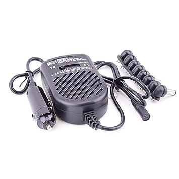 Auto Adapter 80W Cargador de Coche Universal del Ordenador portátil para DELL HP Acer Toshiba Sony: Amazon.es: Electrónica