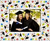 Graduation Gift Frame - Perfect For Any Age - Holds 5 x 7 Photo - Easel Back Display, Made in USA - By Church Hill Classics
