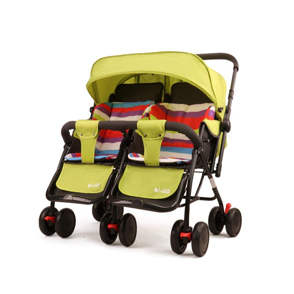 Peixia Department Store Carro de bebé gemelo del coche 88CM ...