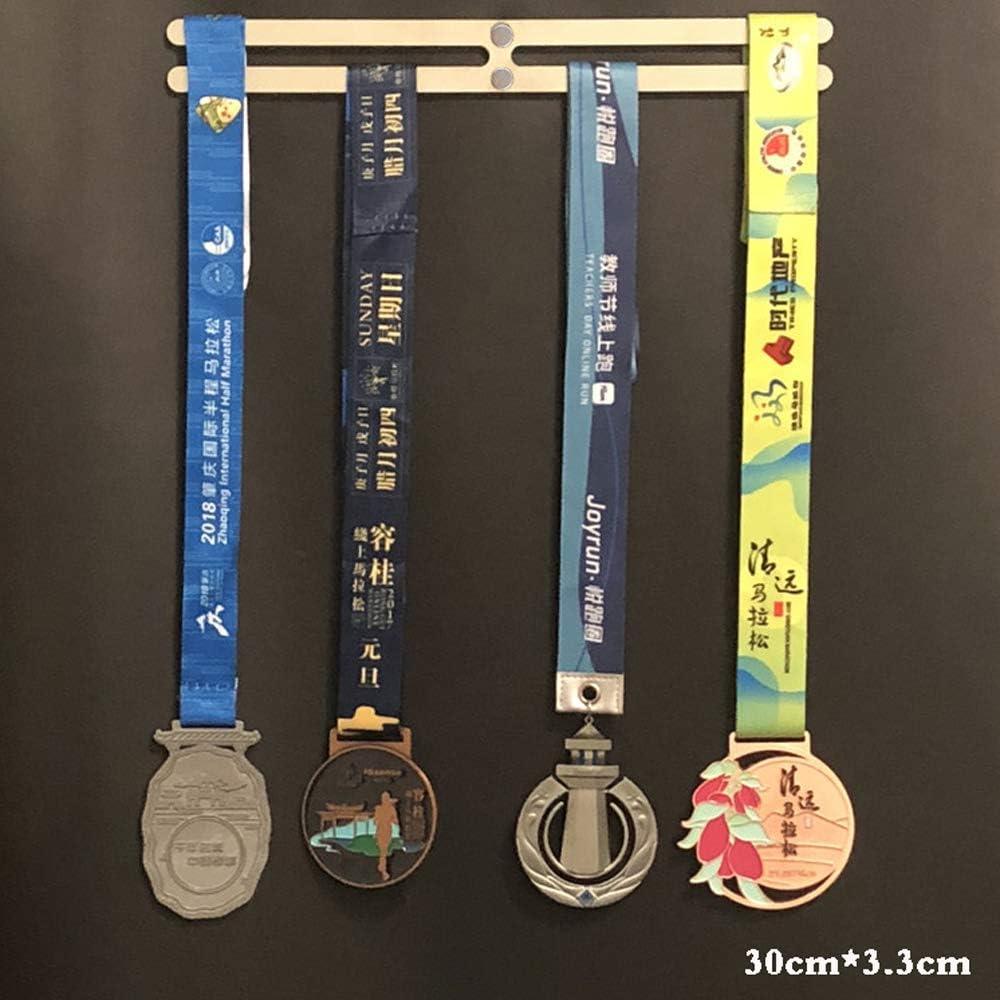 Jinetes de triatl/ón suspendidos Bandeja de aliados 12 Trofeos Restos Marco con Cremallera Regalo para ni/ños Regalo de San Valent/ín en Boston JIN Marat/ón Trofeos Deportivos y medallas