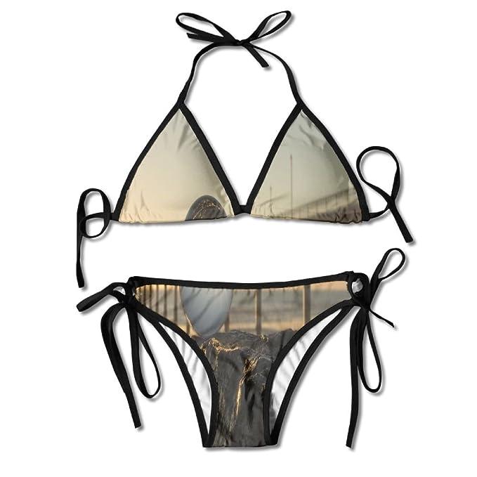 a7a7f46ab72 Amazon.com  OYOOKO Latest Design Crystal Ball Sunrise Padded Top ...